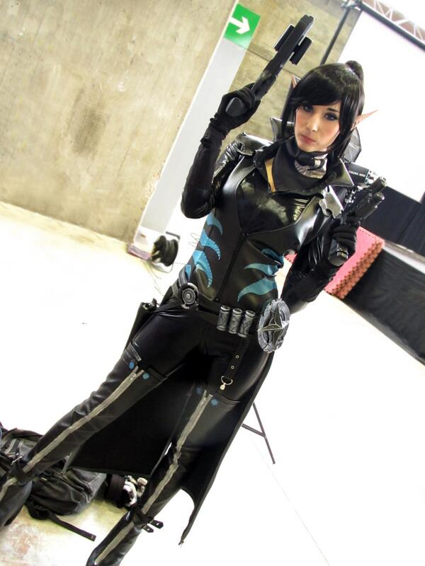 "Aion Cosplay ✨ aimée d.mon ✨ on twitter: ""aion gunslinger cosplay (i love it"