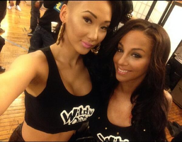 """@IamGraciii3: #WildNOut w/ @crystalrenay_ s/o @ArtisticCurves http://t.co/H25aH5yxWr"""