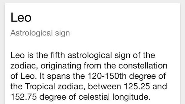 leo sign lucky number