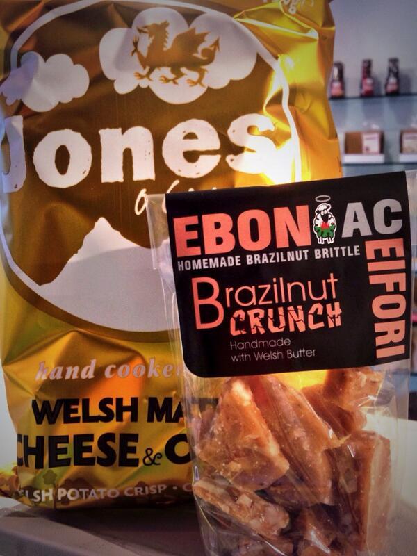 Retweet or follow us if you fancy winning a packet of @JonesoGymru and Eboni ac Eifori! http://t.co/f4OJytwSTQ