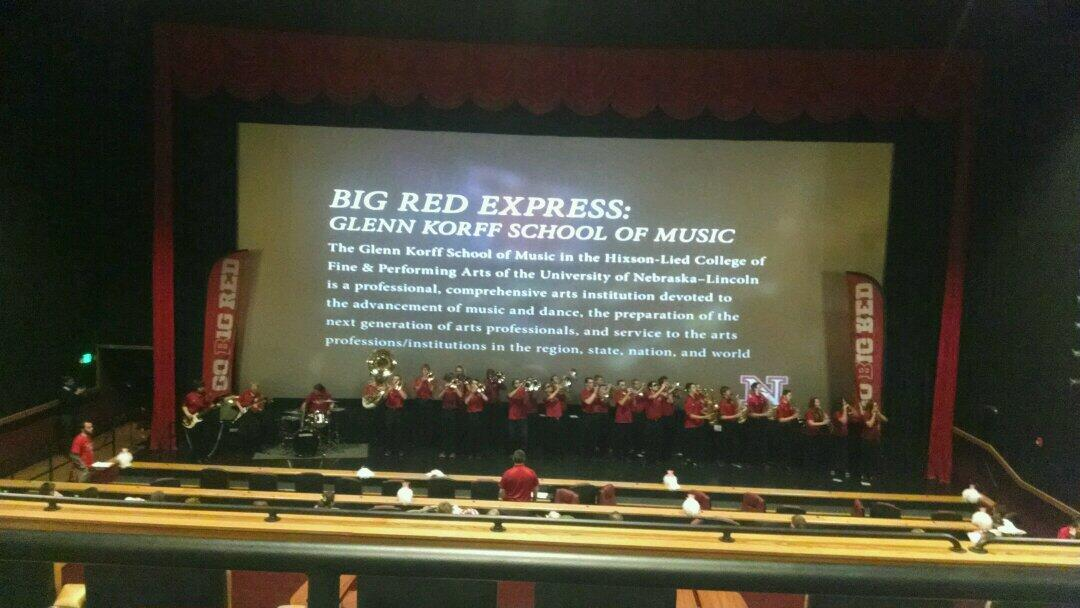 Big Red Road Show