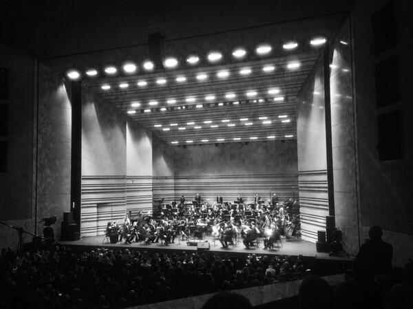 #orchestredePauPaysdeBearn dirige par #FaycalKaroui un beau travail de musique classique pour tous ! <br>http://pic.twitter.com/YM6lmXWK1m