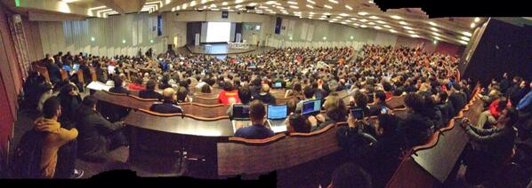 Phk reviews a successful year for the NSA to close #fosdem TL;DR: awesome http://t.co/DfxCcpB3xo