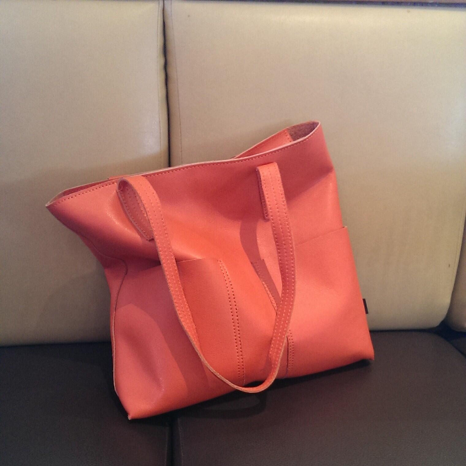 Twitter / JimConnolly: My wife's beautiful bag, from ...