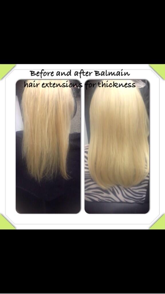 Ellen Milner Hair On Twitter Gorgeous Balmainhairuk Balmain Hair