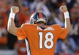 I bleed blue.  But today, my favorite color is orange.  Go Peyton!  #WTHR http://t.co/4sZpvkEyAj