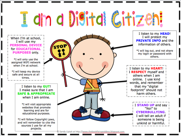 @tracyacramer Absolutely LOVE it!  RT Love this picture for the littles. Being a good digital citizen. http://t.co/xFmauC719x #think35 #bced