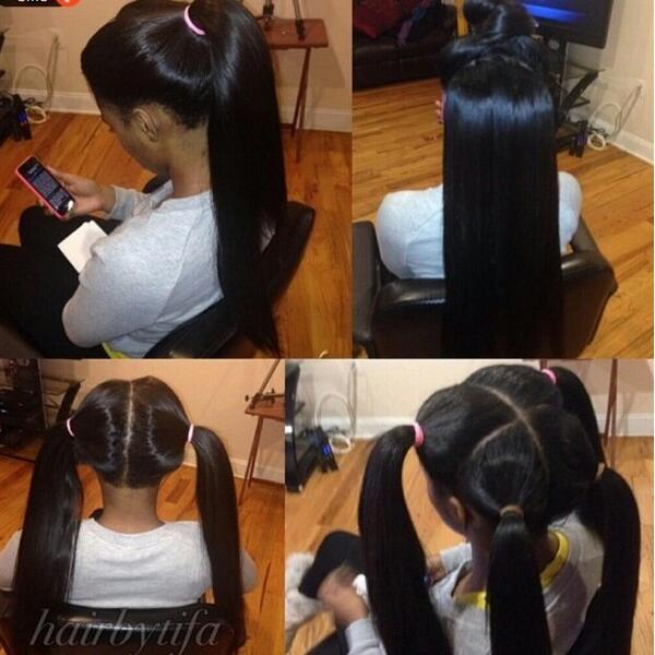 """How Tf... """"@Chinky_eyes_: Best sew in I ever seen certified"""