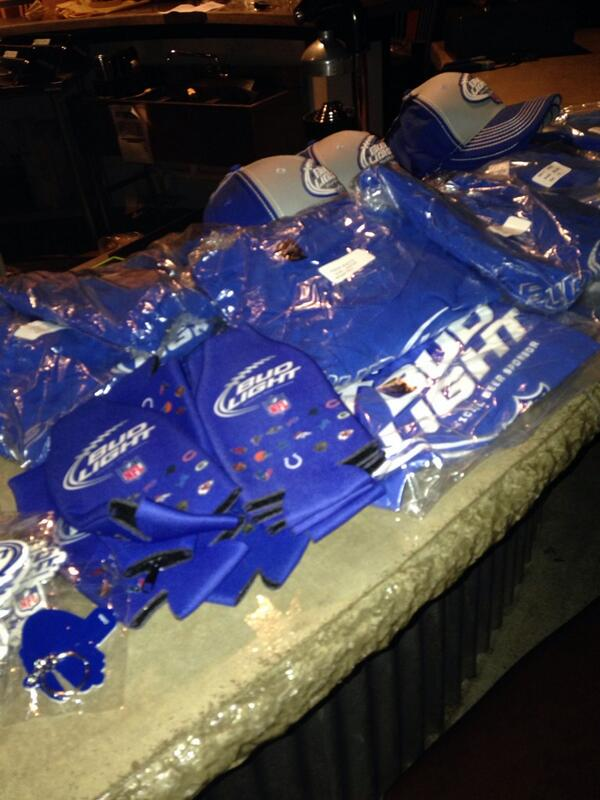 twisted jimmy on twitter lots of bud light gear to give away