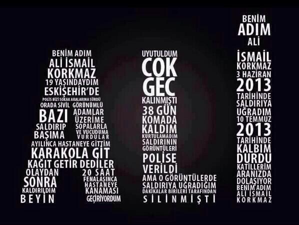 #AliİsmailKorkmaz http://t.co/hIZkqoatl3