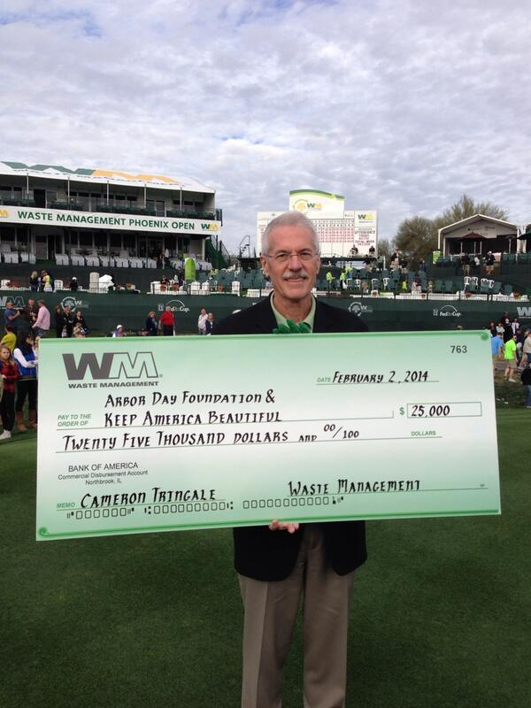 Great weekend @WM PhoenixOpen for @kabtweet and @arbor day! See you in Charlotte #kab2014 http://t.co/5wRjMRnoyP