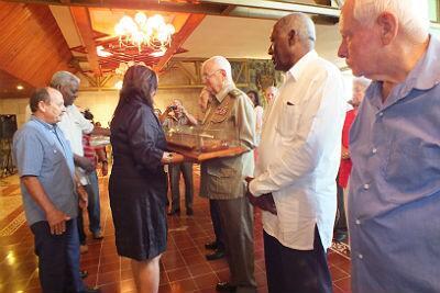 Camagüey agasaja a destacadas personalidades