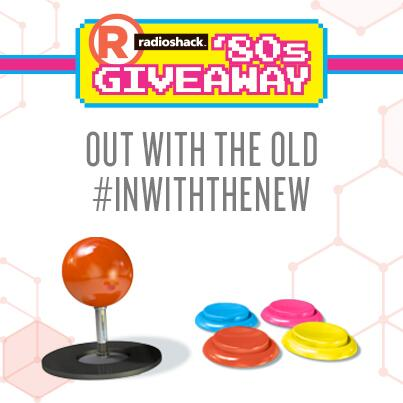 Out w/ the old, #InWithTheNew! For the next 24hrs, we're giving away all our old '80s stuff! http://t.co/SzvbDQmSlj http://t.co/wI8hipTmhs