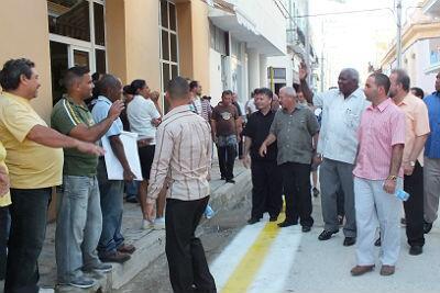 Constatan calidad y diversidad de obras sociales y patrimoniales en Camagüey