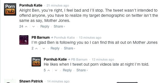Musta Porno parodioi