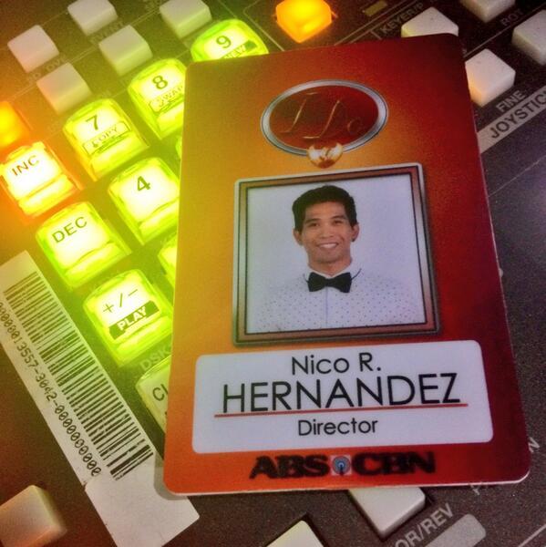 Nico Hernandez abs cbn