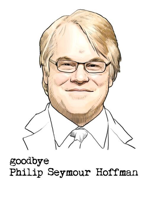 Goodbye Philip Seymour Hoffman. #RIP #PSH http://t.co/2sPhv60W0t