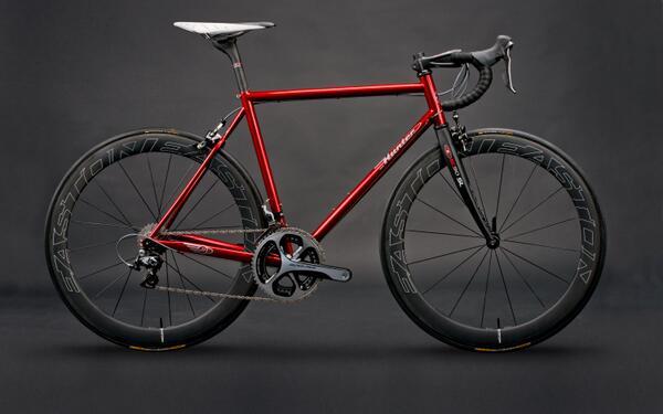 February's Dream Bike--this stunningly elegant Hunter road bike can be yours. Details here: http://t.co/iwCXHQdv8b http://t.co/rXaeGIMGNR