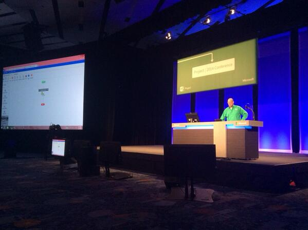 Howard Crow showing Nintex Workflow for Office 365