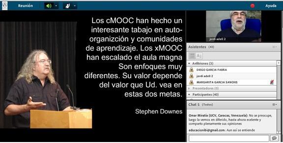 Thumbnail for #esenredUV: sesión con Jordi Adell 3/02