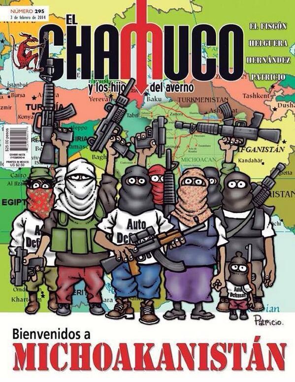 Michoacan Bajo Fuego.  Fotogaleria.  Las Victimas de Paracuaro Bfl-soqCAAEJFtY