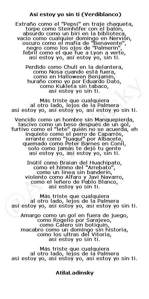 Flamenko On Twitter Atilaladinsky Ole Los Poeta Y Viva Er Betiii