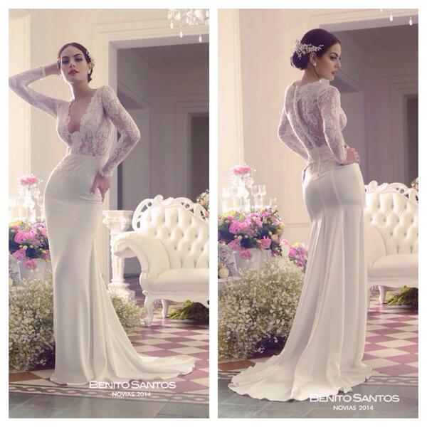 Conectar El Vestido De Novia De Ximena Navarrete En La