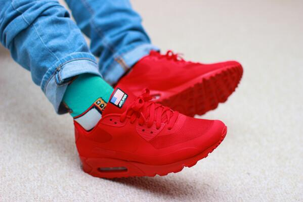 air max 90 independence day red