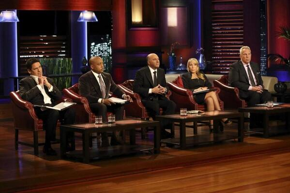 Shark Tank On Twitter Every Shark Makes An Offer Who Gets The