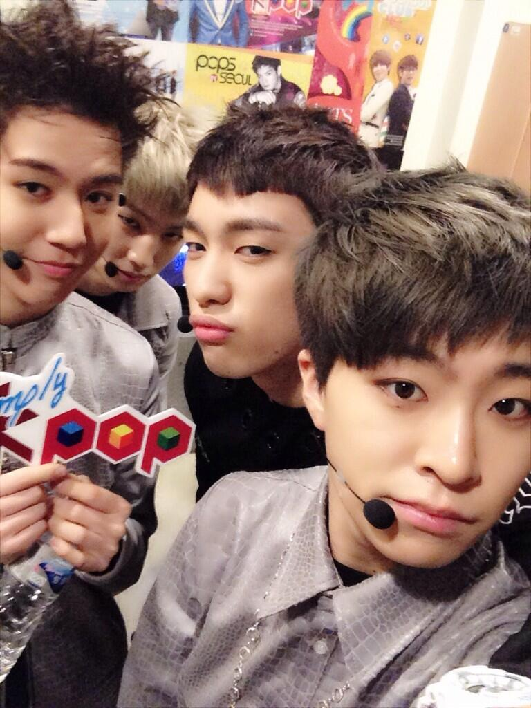 "Simplykpop on Twitter: ""#GOT7 유겸&JB&Jr.&영재~~!! Simply Kpop ..."
