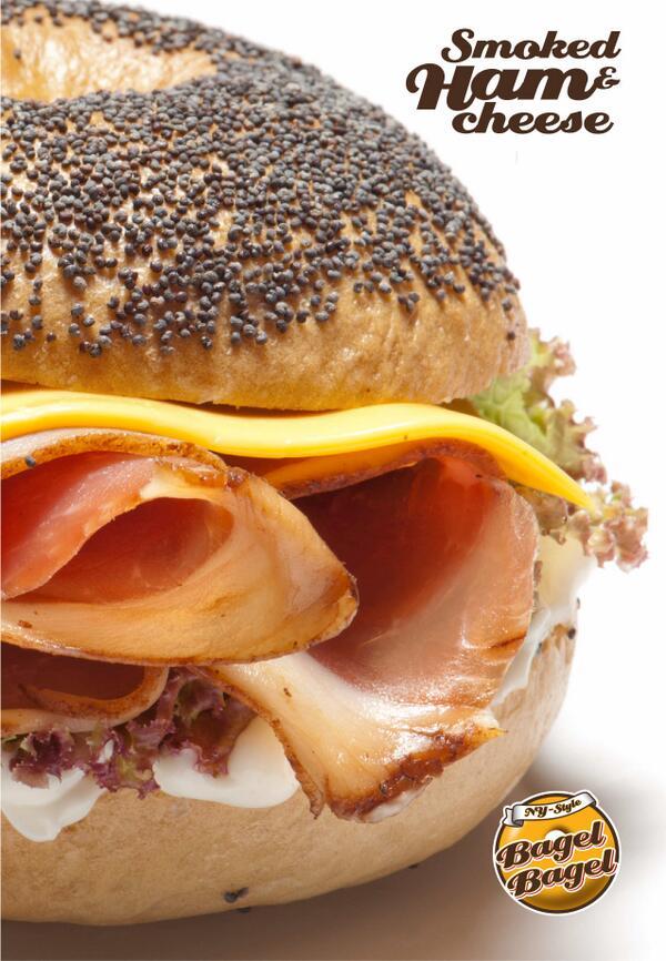 Feels like a ham&cheese bagel kind of day! http://t.co/f1k4I04rhH