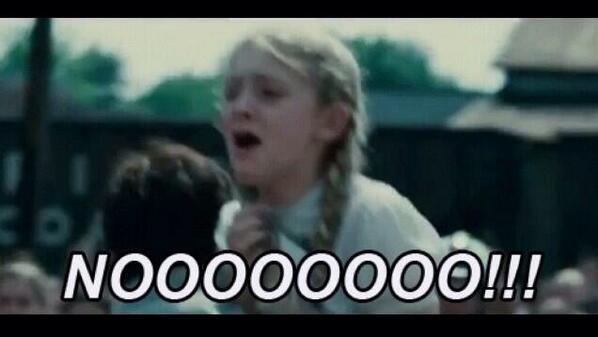 My reaction to Stiles being the #DarkSpirit