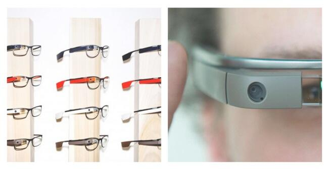 Don't Hurry: A First Look at Google Glass with Google Glass Frame