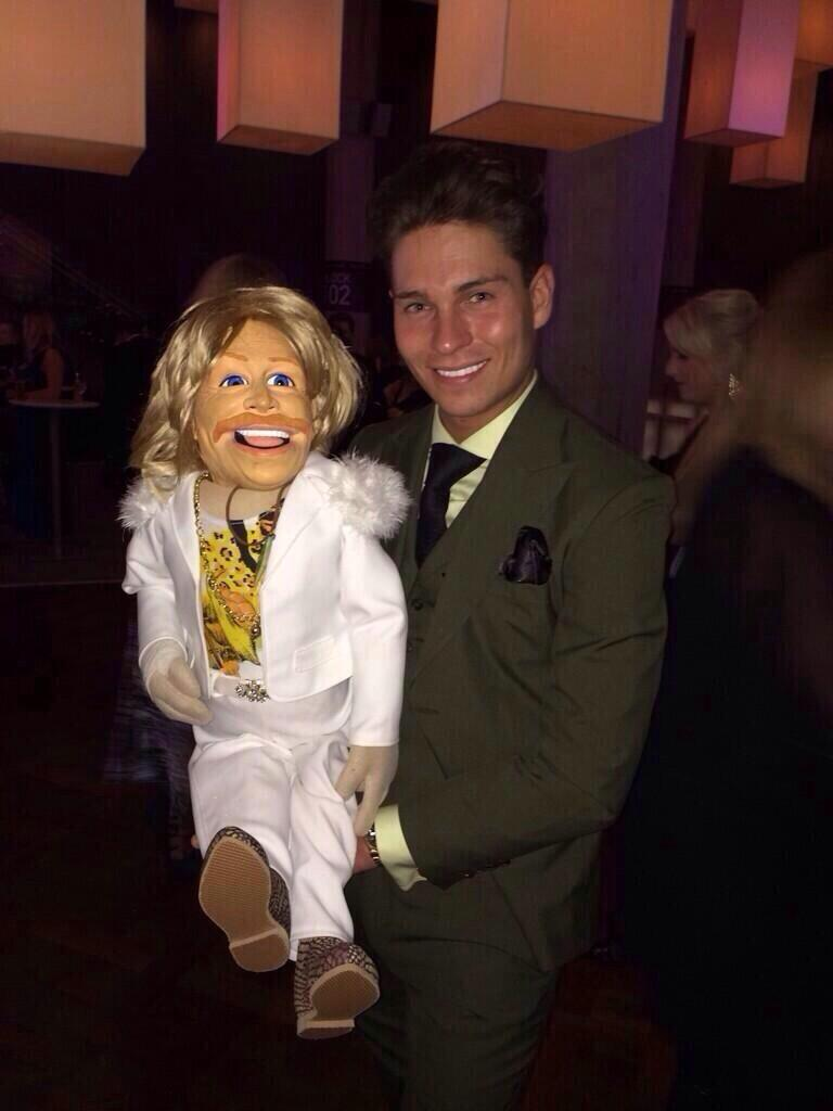 Not sure what this is @JoeyEssex_ http://t.co/8yvOVSqUyl