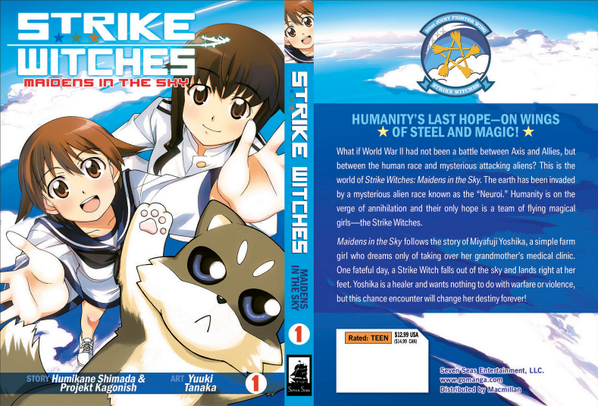 Image result for strike maidens manga