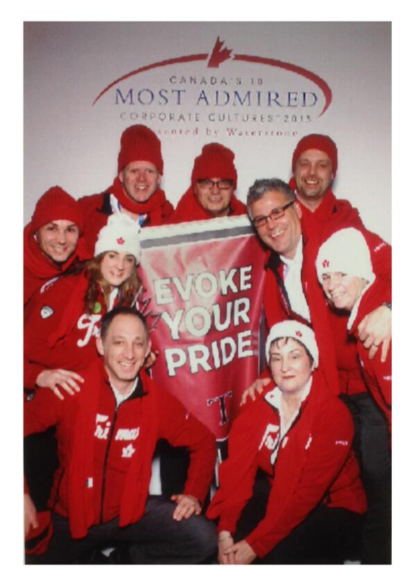 EVOKE YOUR PRIDE! #Canadas10 Most Admired Corp Cultures. Wearing our favourites & so can you! http://t.co/Gd9SvopVRi http://t.co/XL0GX0DvkS