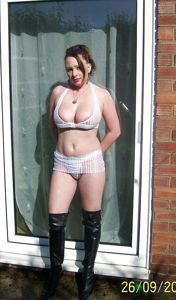 Ugly council estate slut willing to do anal on camera Part 6 7
