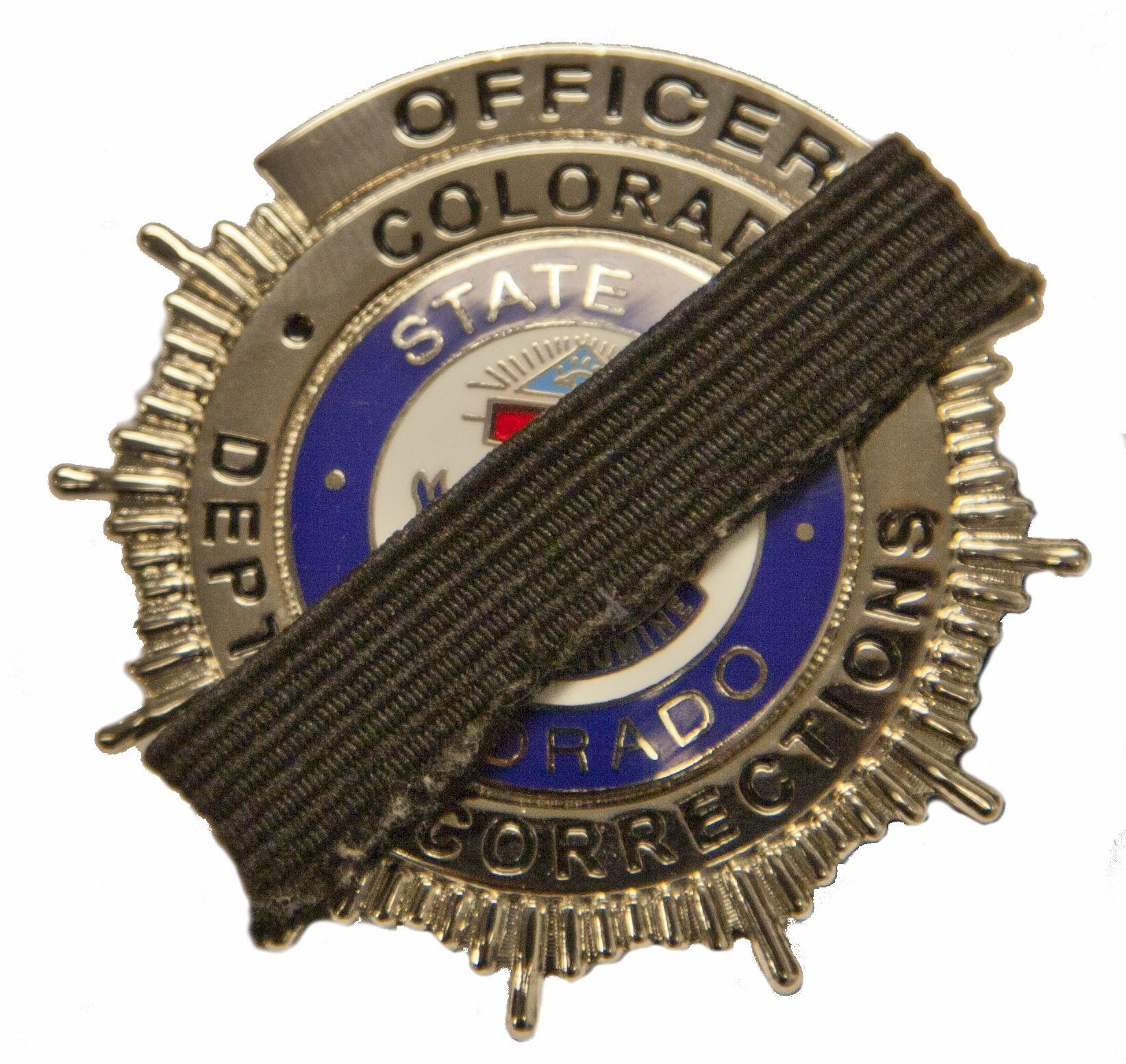 "Colorado DOC On Twitter: ""DOC Employees May Shroud Badges"