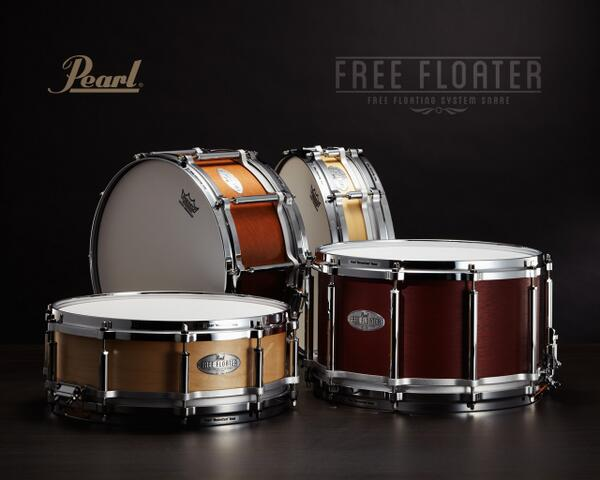Pearl Drums On Twitter Download The New Free Floating