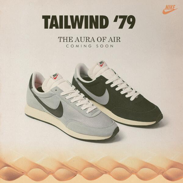 Nike Tailwind '79 | The aura of Air