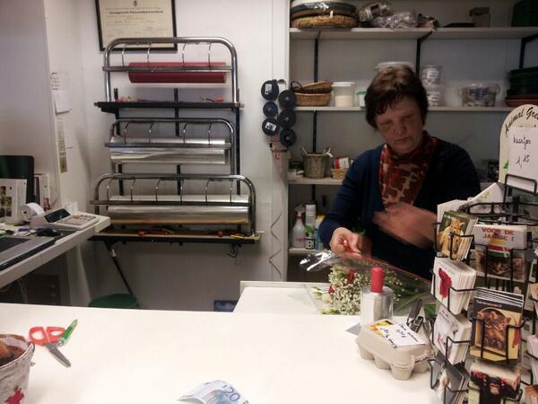 Пленка в рулонах для фасовки семечек