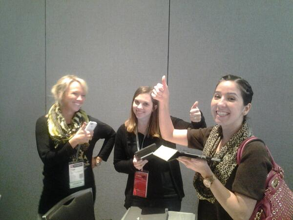 Taking in all the info we can-QR codes! #tcea14 @CFBISD @yanetcardoza @PaigeKrausep @slh2007 #edtech