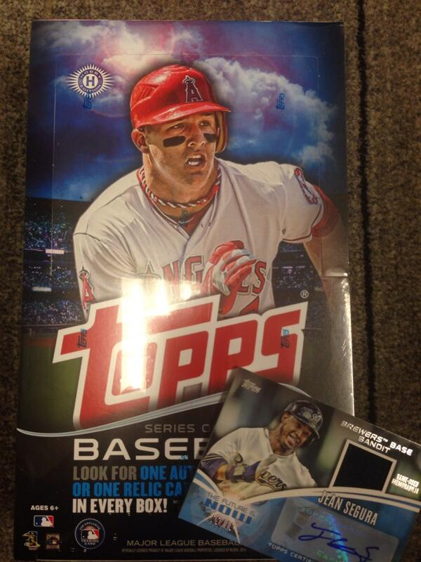 Pitchers and Catchers report very soon! Rt/follow if you are excited & 4 chance 2 win a box of Topps Baseball http://t.co/yylSQ46Nv1