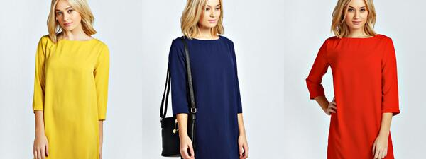 A shift dress is a MUST in any wardrobe: http://t.co/atsorbOGn9 #dress http://t.co/rAYCOBElIH