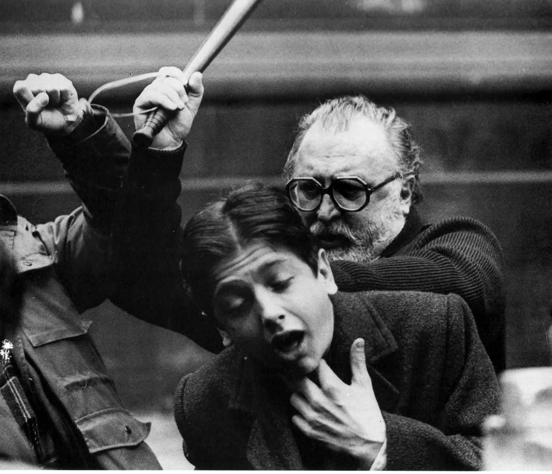 Twitter / FilmHistoryPics: Sergio Leone's directing style ...