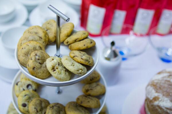 Les incroyables cookies de @AnnsCookies à la soirée @eparisiennesSe retenir de tout manger maintenant... http://t.co/sgkRJUL86Q