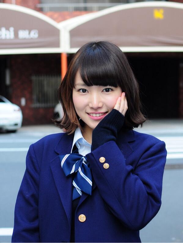 女の子が見ても可愛い小川紗良