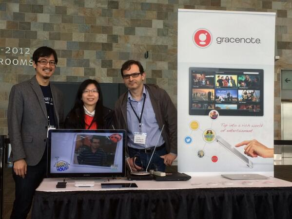 Need help using Gracenote API's in your #TVHackfest hack? We're here to help! #AppsWorld #Hackfest http://t.co/MaKdfjb18R