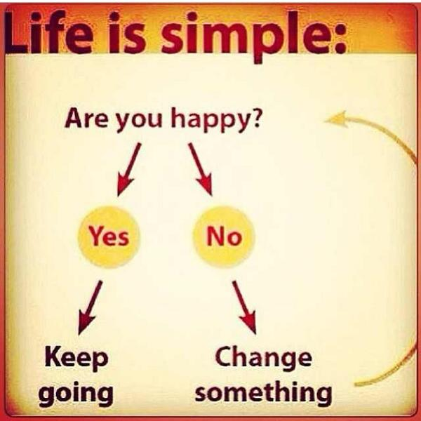 Life is simple.  Here is the secret formula.. http://t.co/nxJgN34tVm