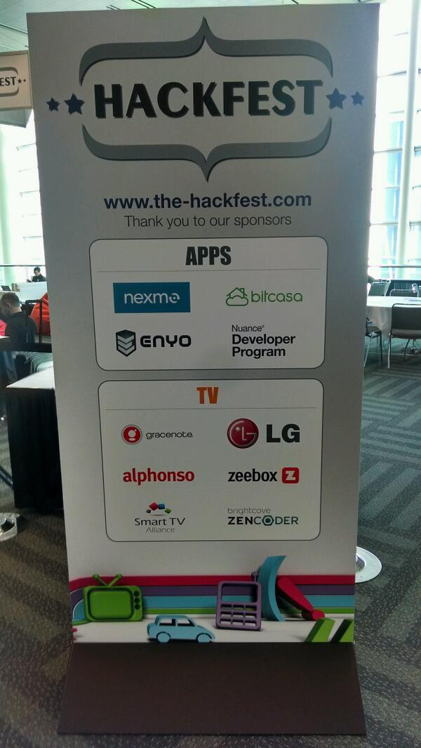 Ready to hack? #hack #appsworld @thehackfest l http://t.co/6CmYLnsHYk